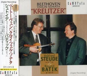 Sonata for Violin & Piano 9 in a Major