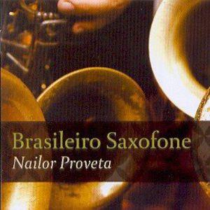 Brasileiro Saxofone [Import]