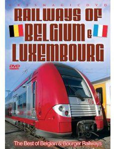 Railways of Belgium & Luxembou