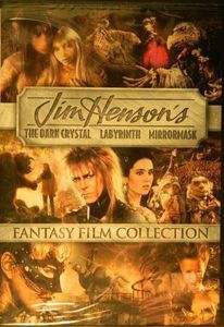 Dark Crystal /  Labyrinth /  Mirrormask