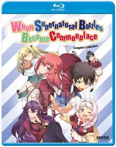 When Supernatural Battles Became Commomplace