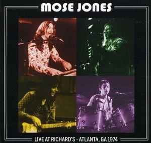 Live at Richard's: Atlanta 1974