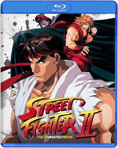 Street Fighter II the Animated Movie