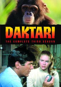 Daktari: The Complete Third Season