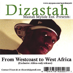 From Westcoast to West Africa Mixtape