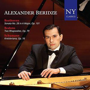 Alexander Beridze Plays Beethoven