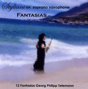 12 Fantasias By G. P. Telemann