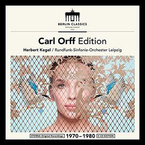 Carl Orff Edition