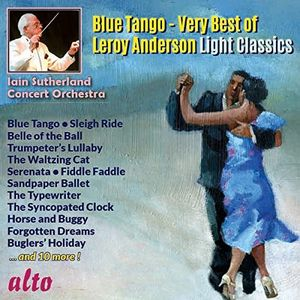 Blue Tango - Very Best Of Leroy Anderson Light
