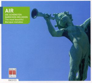 Air: Most Beautiful Baroque Melodies /  Various