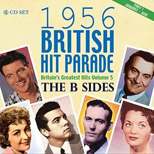 1956 British Hit Parade: Bsides Part 1 /  Various
