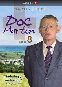 Doc Martin: Series 8 , Martin Clunes