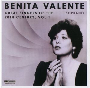 Great Singers of the 20th Century 1 /  Various
