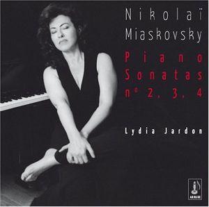 Piano Sonatas 2 3 & 4