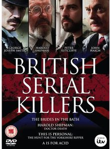 Britain's Serial Killer Box Set-A Is for Acid Shi [Import]