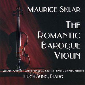 Romantic Baroque Violin