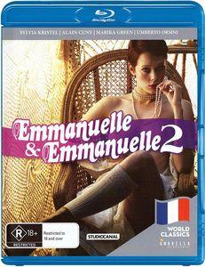 Emmanuelle /  Emmanuelle 2: The Joys of a Woman [Import]
