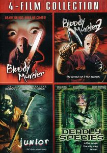 Bloody Murder /  Bloody Murder 2 /  Junior /  Deadly Species