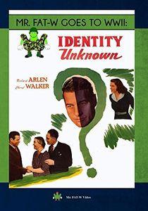 Mr. FAT-W Goes to WWII: Identity Unknown