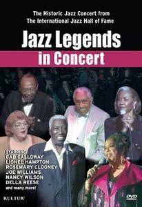 Jazz Legends in Concert