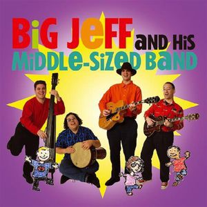 Big Jeff & His Middle-Sized Band