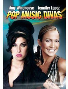 Pop Music Divas: Amy Winehouse and Jennifer Lopez