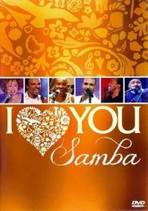 I Love You Samba /  Various [Import]