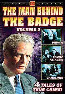 Man Behind the Badge: Volume 3