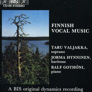 Finnish Vocal Music /  Various