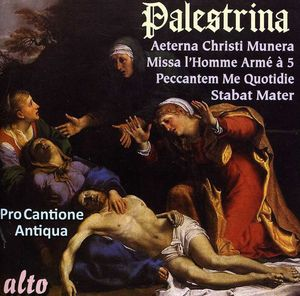 Stabat Mater /  Missa Aeturna Christi Munera