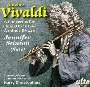 6 Concertos for Flute /  Concerto in A minor for