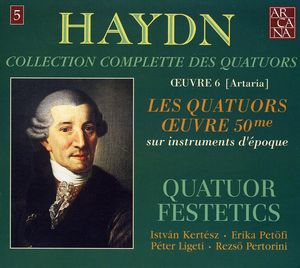 Collection Complete Des Quatuors 5