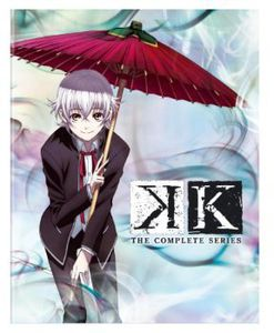 K: The Complete Series