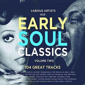 Early Soul Classics Vol 2 /  Various [Import]