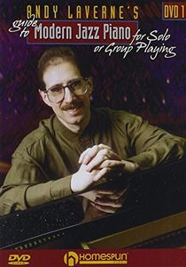 Andy Laverne's Guide to Jazz Piano: Volume 1 and 2