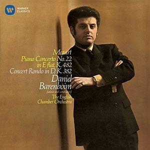 Mozart: Piano Concerto NP. 22 & Conce