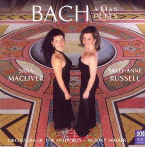 Bach J S: Arias & Duets