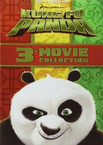 Kung Fu Panda 3-movie Collection