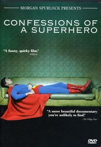 Confessions of a Superhero