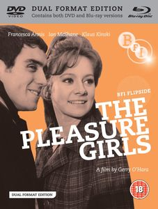 The Pleasure Girls [Import]