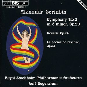 Symphony 2 /  Reverie /  Poem of Ecstacy