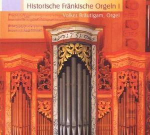 Historic Organs In Frankonia