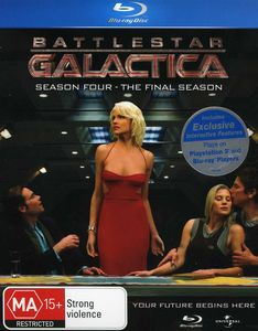 Battlestar Galactica: Final Season [Import]