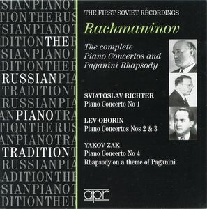Russian Piano Tradition