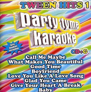 Party Tyme Karaoke - Tween Hits 1 [
