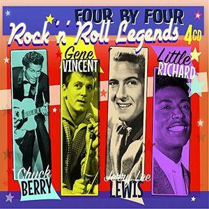 Rock N Roll Legends /  Various [Import]