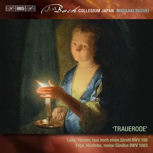 Secular Cantatas: J.s. Bach - Trauerode 6