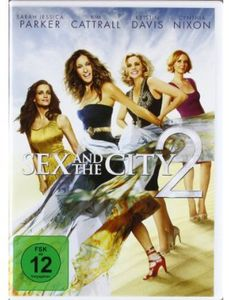 Sex & the City 2 [Import]
