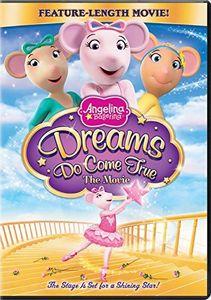 Angelina Ballerina: Dreams Do Come True - The Movie