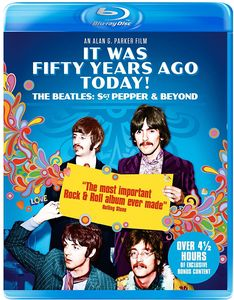 It Was Fifty Years Ago Today: The Beatles - Sgt Pepper & Beyond [Import]